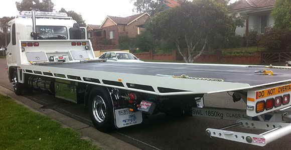 Our Sydney Towing Fleet