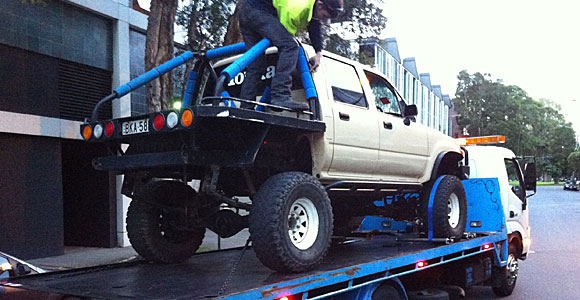 4wd Towing Sydney